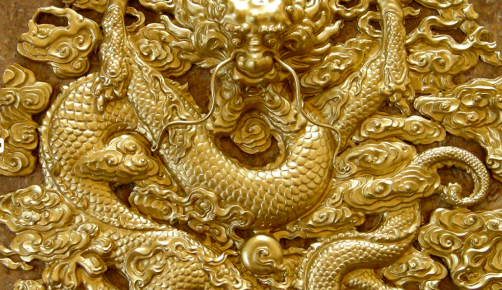 Forbidden City Relics 3D Printing