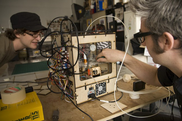History of Makerbot