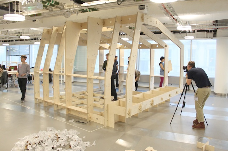 This New House 3d Printing And Constructing Wikihouse