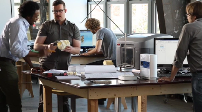 Stratasys Mojo 3D Printing System