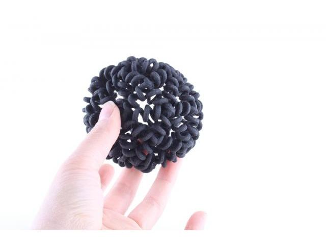 3D Printed Elasto Plastic Ball