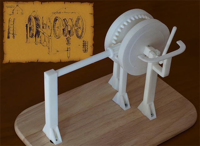 Leonardo da Vinci Machine