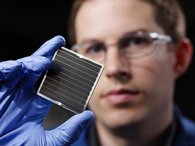 Solar Photovoltaic Film