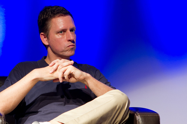 Peter Thiel 3D Printing