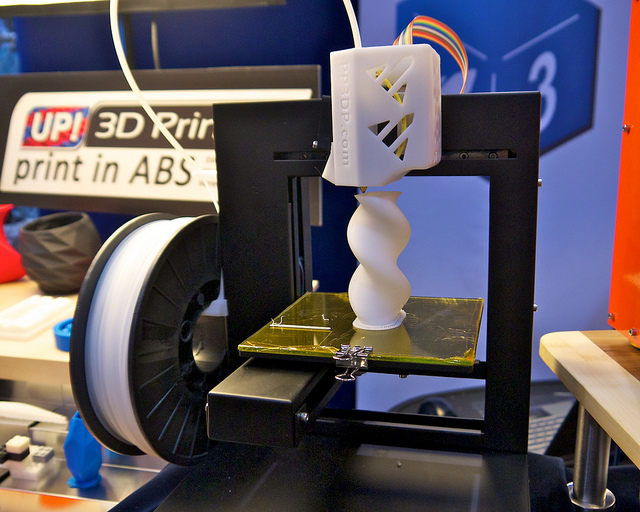 UP! 3D Printer from China