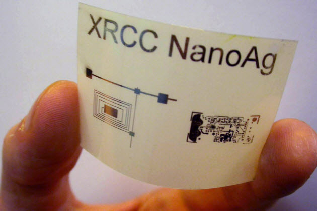 XRCC NanoAg