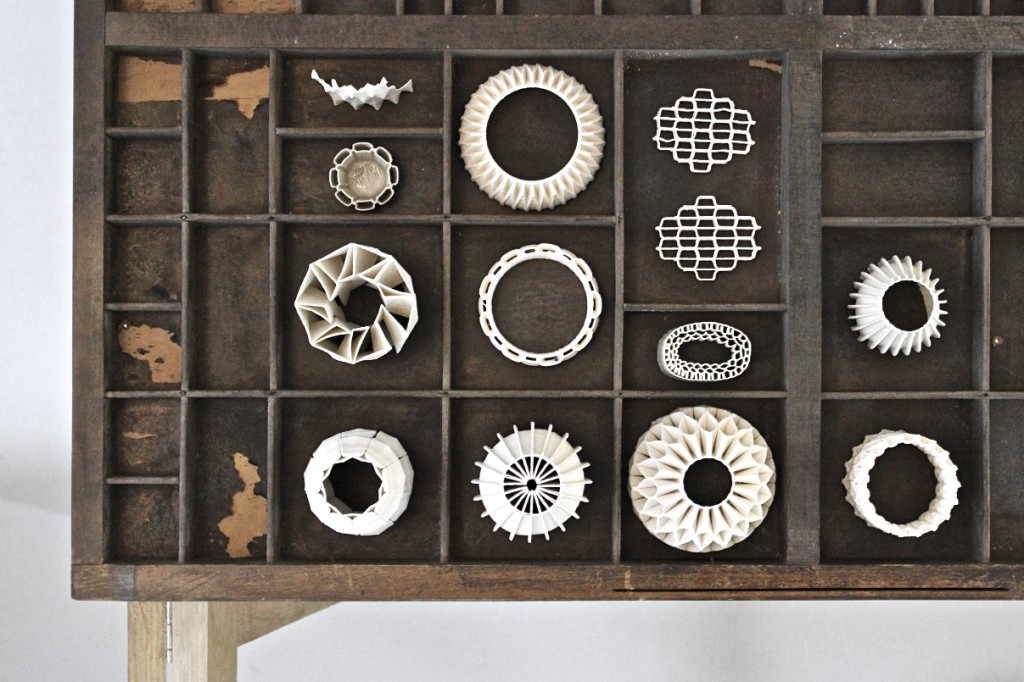 3D Printing Ceramic Art