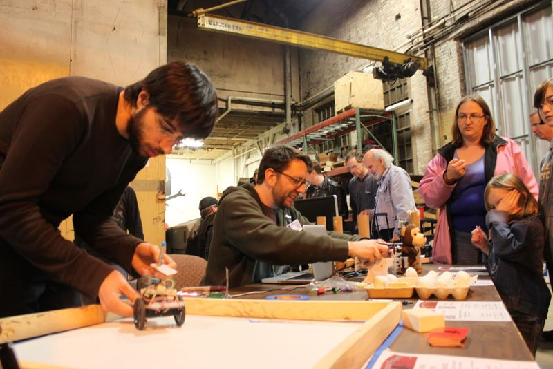 Milwaukee Makerspace Grand Opening