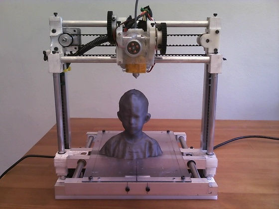 Printxel 3D Printer Kickstarter