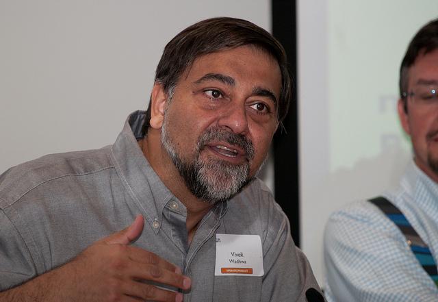 Vivek Wadhwa Singularity 3D Printing