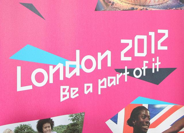 London Olympics 3D Print Show