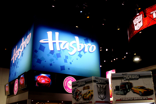 Hasbro 3D Printing Threat
