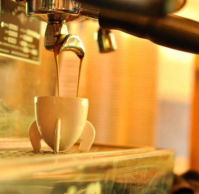 3D Printed Rocket Espresso Cup