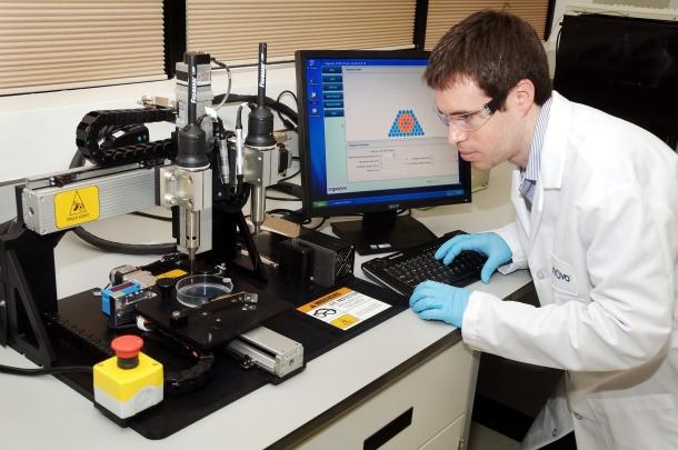 Organovo Pink Sheets Secondary 3D Printing