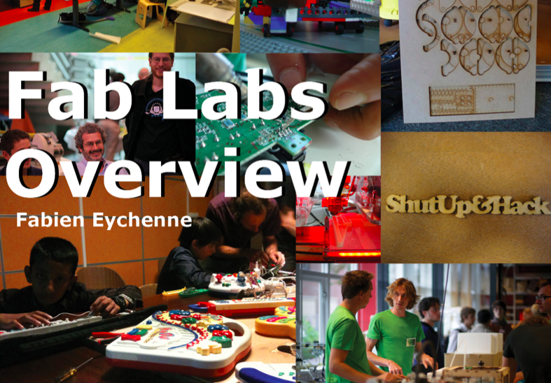 Fab Lab Overview