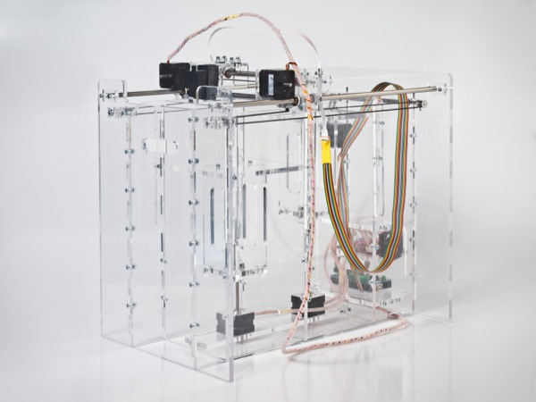 Pwdr Open-Source 3D Printer