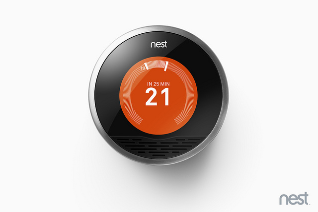 Nest Thermostat 3D Printing Hacks