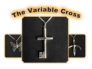 Variable Cross Designs 3D Printing