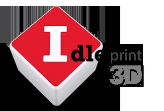 Idle Print Logo