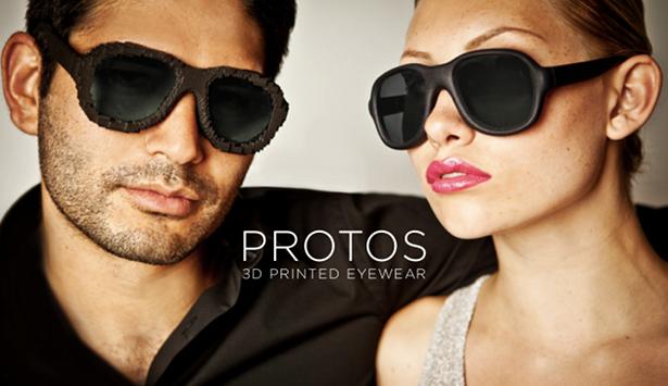 Protos Eyewear 3D Printing