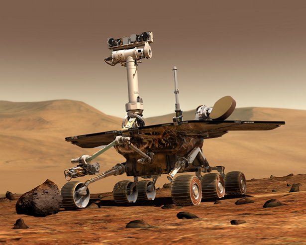 what was the design for the mars rover - photo #14