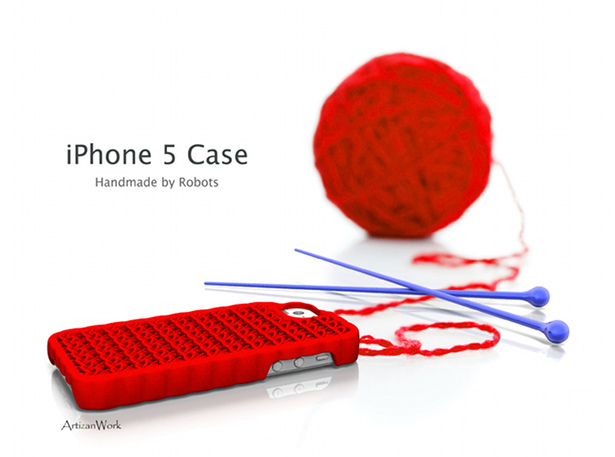 Shapeways iPhone 5 3D Printing