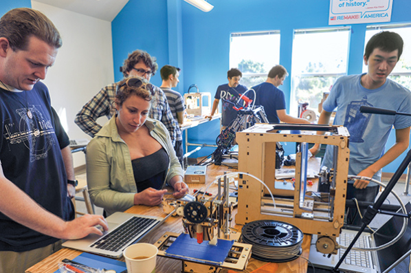 Maker Meetup 3D Printing