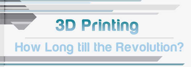 Infographic 3D Printing Revolution Preview