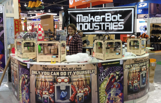 MakerBot Industries 3D Printing