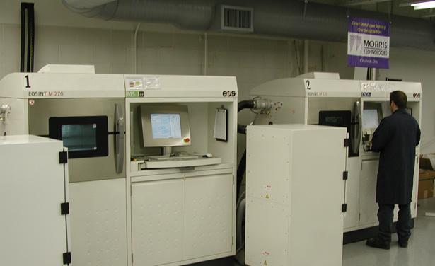 Morris Technologies 3D Printing