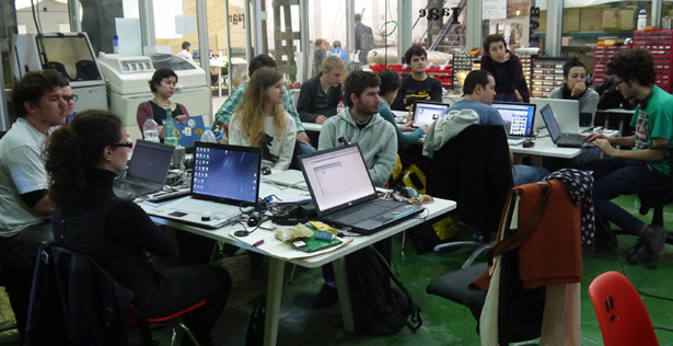 Fab Lab Boot Camp Barcelona 3D Printing
