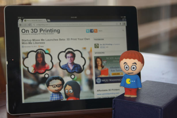 Mixee Me 3D Printing