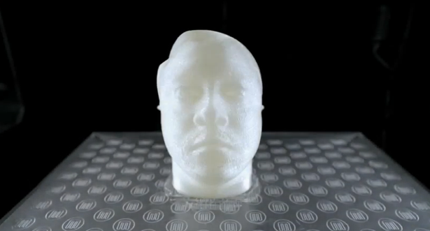 will.i.am Britney Spears 3D Printing