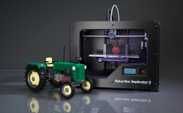MakerBot GrabCAD 3D Printing Challenge