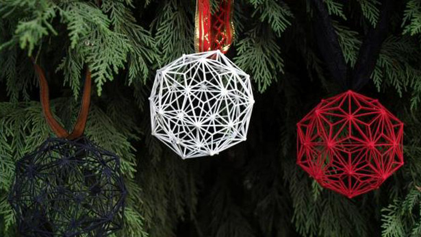 3D Printed Christmas Ornament