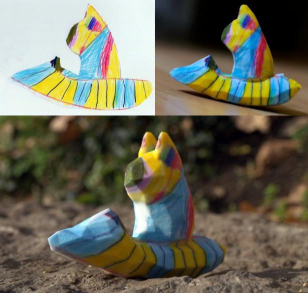 Crayon Creatures Process