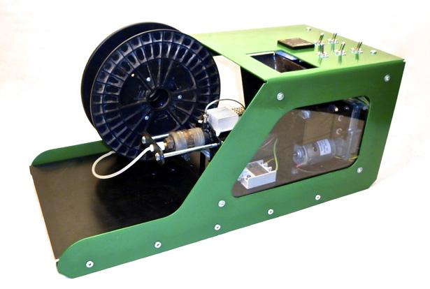 Filabot 3D Printing Recycling
