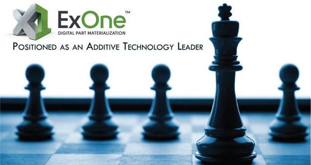 ExOne 3D Printing Stocks