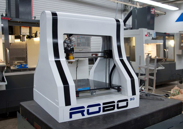 RoBo 3D Printer