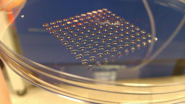 3D Printing Stem Cells