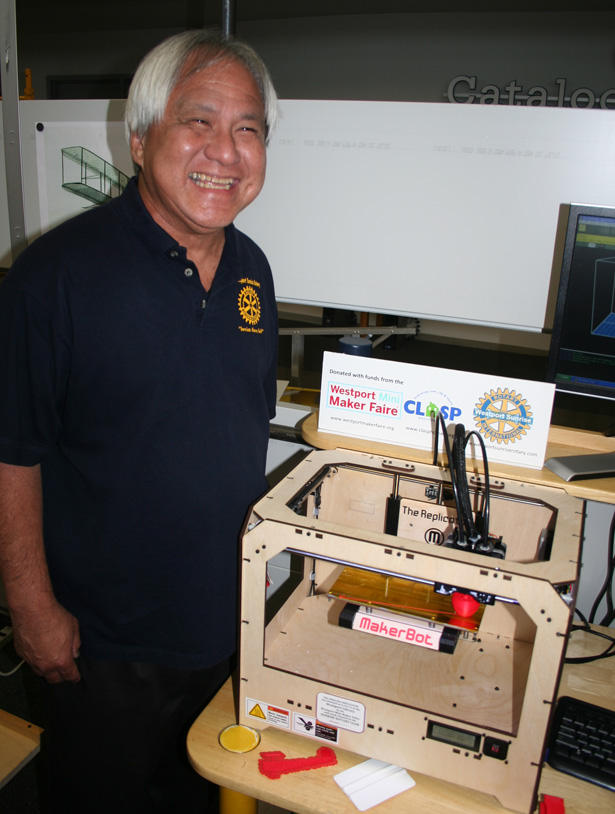 Westport Library MakerSpace 3D Printing