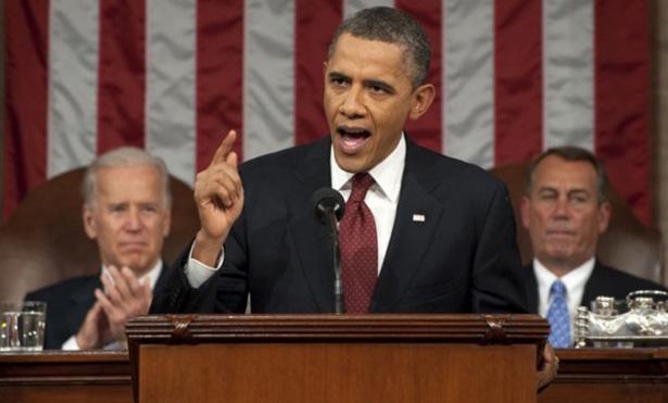Obama 3D printing