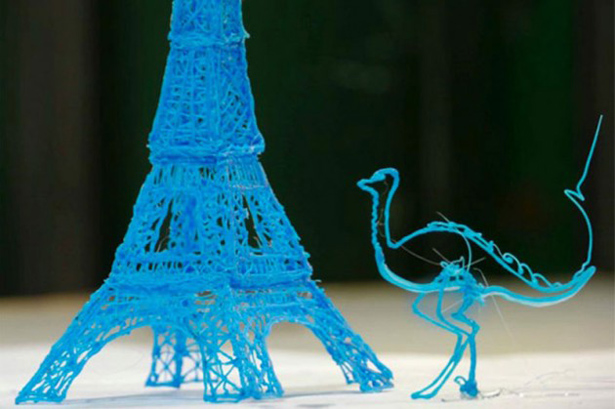 3Doodler Kickstarter 3D Printing