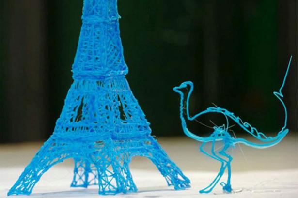 3Doodler Kickstarter 3D Printing