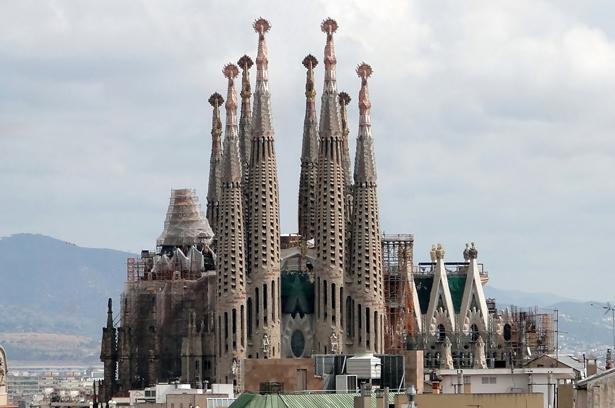 3D Printing Gaudi Sagrada Familia