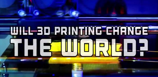 PBS Video 3D Printing