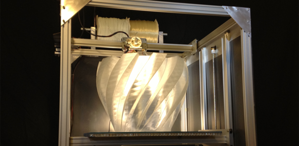 Gigabot 3D Printer Kickstarter