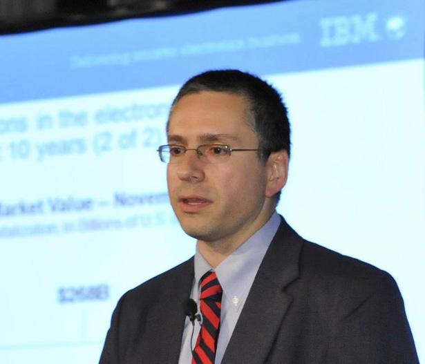 Paul Brody IBM 3D Printing