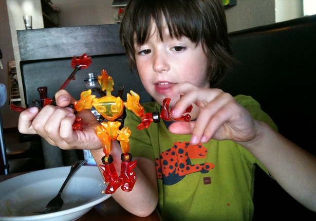 3D Printed Toys Modibot Kids