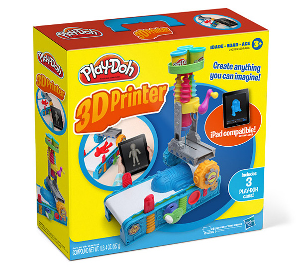 Play-Doh Kids 3D Printer